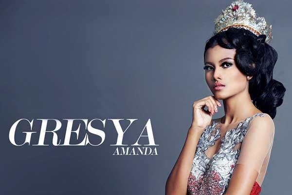 Image result for Miss Supranational Gresya Amanda
